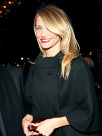 Cameron Diaz at Afterparty