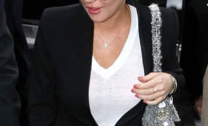Hot Celebrity Gossip: Lindsay Lohan Hooks Up with Stavros Niarchos