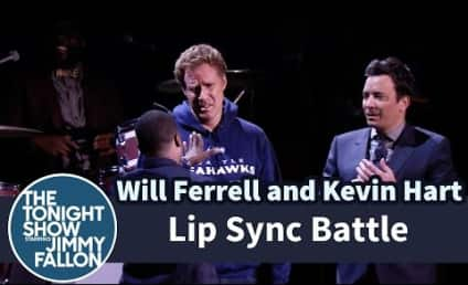 Will Ferrell Lip Syncs Against Kevin Hart: Who Won?