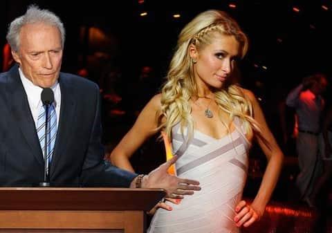 Clint Eastwood, Paris Hilton