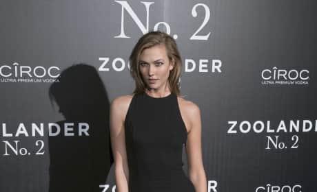 Karlie Kloss: Madrid Fan Screening of 'Zoolander No.2'