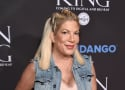 Tori Spelling Says Wildfires Forced Her to Evacuate; Fire Marshal Says She's Lying