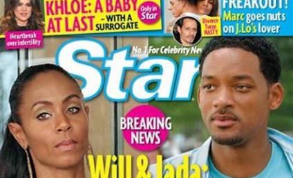 Will and Jada Pinkett Smith to Divorce?!?