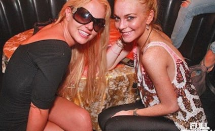 Hide the Kids and Clear the Roads: Britney Spears and Lindsay Lohan Hang Out!