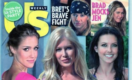 Audrina Patridge Heats Up TV Guide