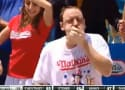 Joey Chestnut Eats 69 Hot Dogs, Breaks Record at Nathan's Competition