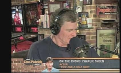 Charlie Sheen on The Dan Patrick Show: His Final Interview?!?