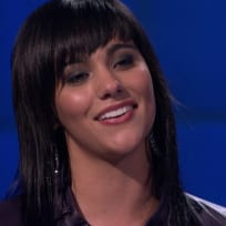 Felicia Barton, Semifinal Audition