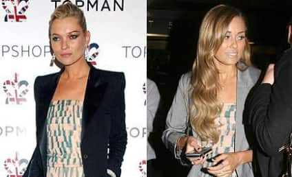 Fashion Face-Off: Kate Moss vs. Lauren Conrad