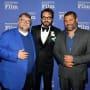 Guillermo Del Toro, Roger Durling, Jordan Peele