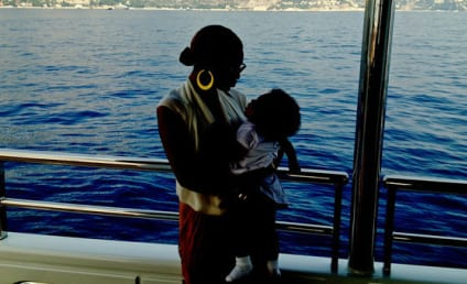 Blue Ivy Carter Pics: On a Boat With Beyonce!
