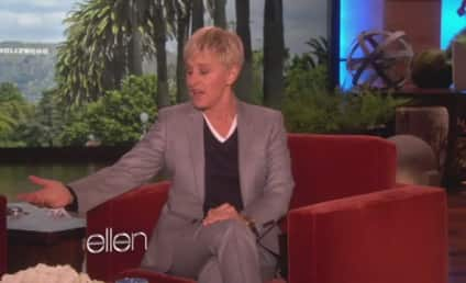 Ellen DeGeneres to Bill O'Reilly: Thank You!
