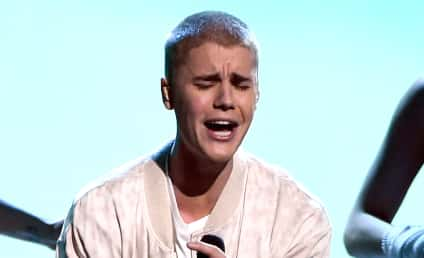 Justin Bieber: Beat Up By HUGE DUDE in Cleveland! Watch!