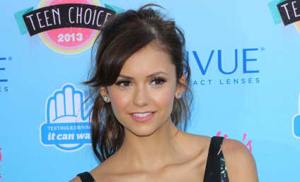 Nina Dobrev: Teen Choice Awards' Best Dressed?