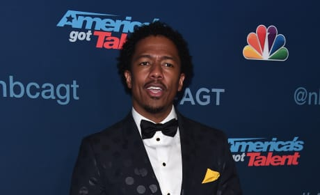 Nick Cannon for America's Got Talent