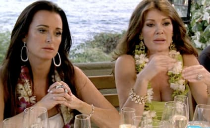 Lisa Vanderpump and Kyle Richards: Caught MOCKING Caitlyn Jenner?!