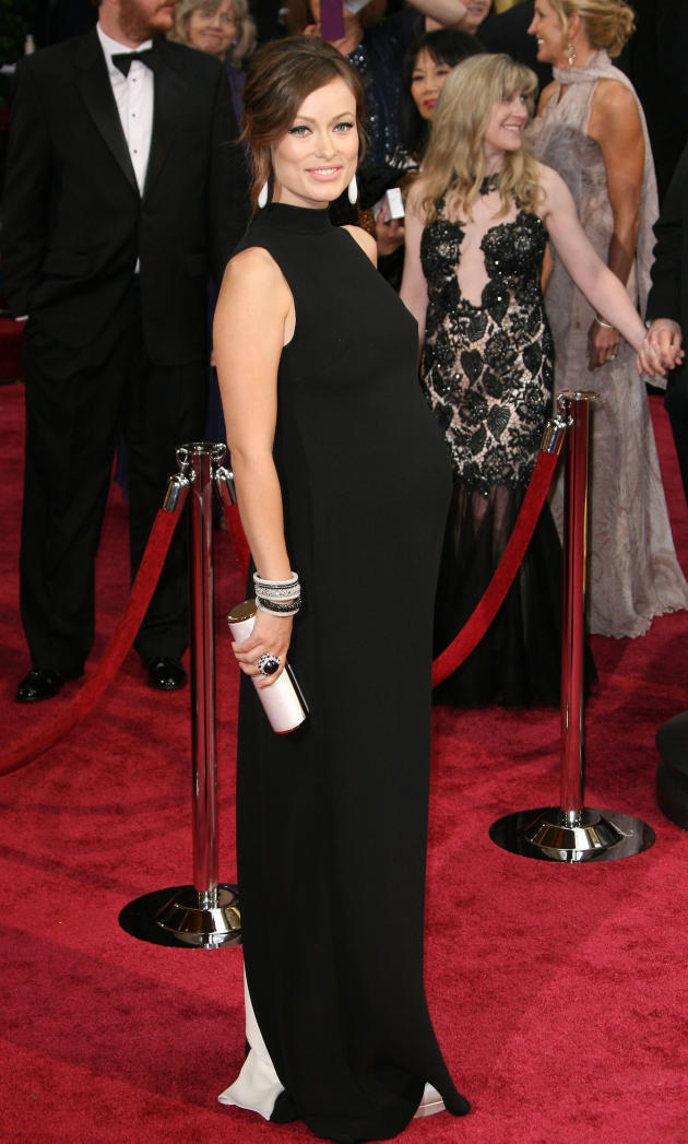 Olivia Wilde at the Oscars