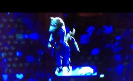Nuggets Mascot Passes Out During In-Game Stunt