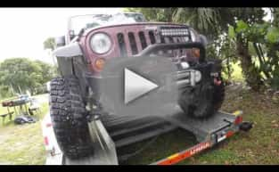 Jeep GoPro Selfie Fail: WATCH!!