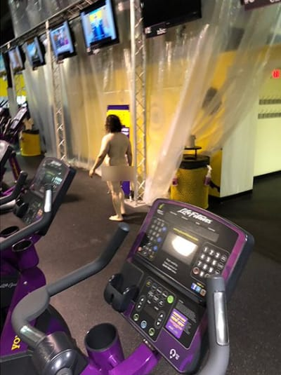 Planet Fitness - Stagno 2