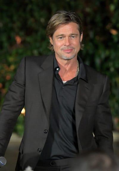 Brad Pitt is So Hot