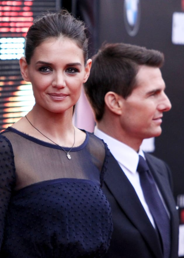 A Katie Holmes, Tom Cruise Picture