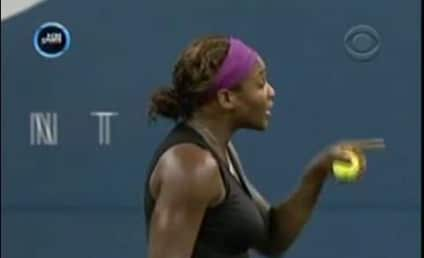 Foot Fault Call Sparks Serena Williams Meltdown