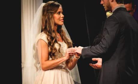 Jessa and Ben Exchange Rings