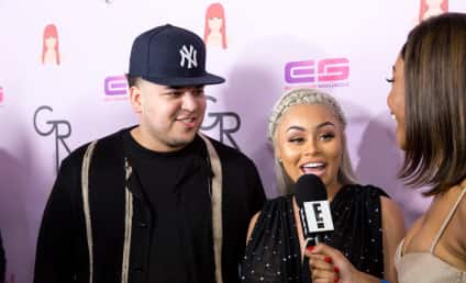 Blac Chyna Delivery Room Guest List Revealed: Who's In & Who's OUT?!
