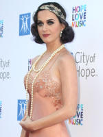 Katy Perry Goes Retro
