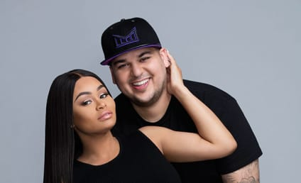 Rob Kardashian & Blac Chyna: Faking Their Relationship For Cash?!