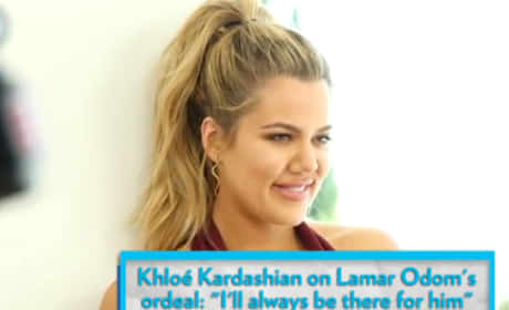 Khloe Kardashian for People