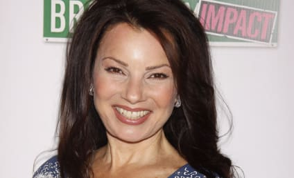 Fran Drescher: I Was Abducted, Probed by Aliens!