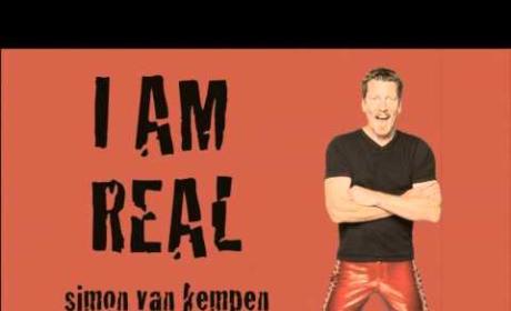 "Simon van Kampen - ""I Am Real"""