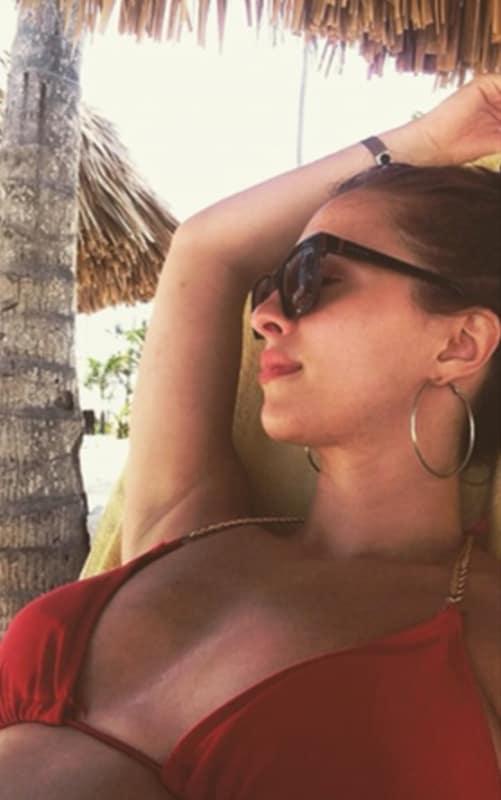 Vanessa Grimaldi Bikini Photo