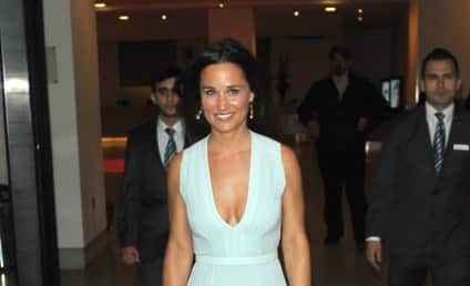 Pippa Middleton: Nude Photos Hacked From iCloud!!!!