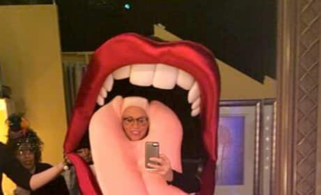 Jenny McCarthy as a Tongue