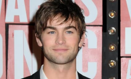 Chace Crawford Comforts Taylor Swift