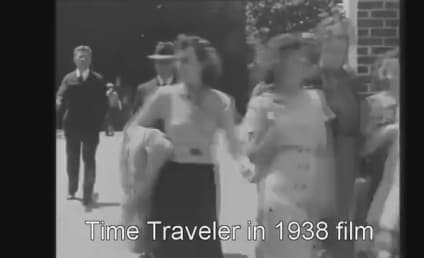 Time Traveler Video: 1938 Cell Phone Mystery Solved?