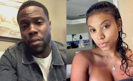 Eniko Parrish to Kevin Hart: If I Weren't Pregnant, I'd Be GONE!
