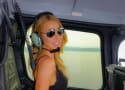 Lisa Hochstein Flees Hurricane in Private Jet, Doesn't Care What You Think