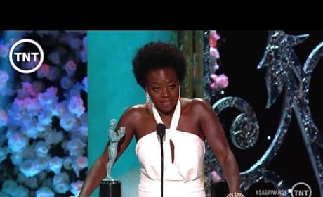 Viola Davis SAG Awards Acceptance Speech 2015
