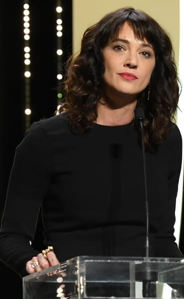 Asia Argento, Cannes Speech 2018