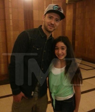 Justin Timberlake, Fan