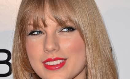 Taylor Swift: Dumped by Eddie Redmayne?