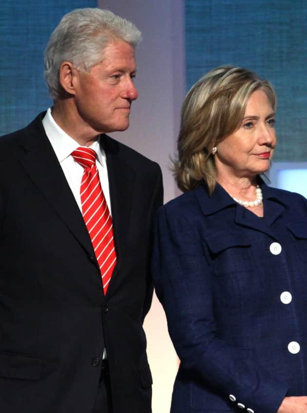 Bill, Hillary 2016?