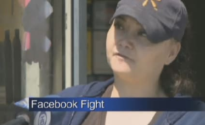 Flirty Facebook Post Sparks 30-WOMAN BRAWL in Sacramento