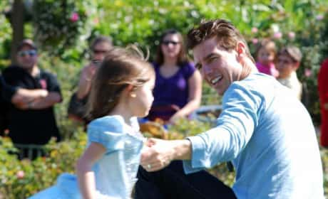 Tom and Suri Pic