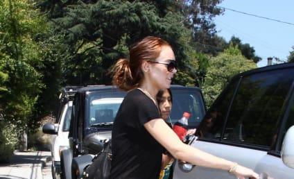 A Lindsay Lohan Upskirt Picture