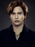 Jackson Rathbone as Jasper Hale